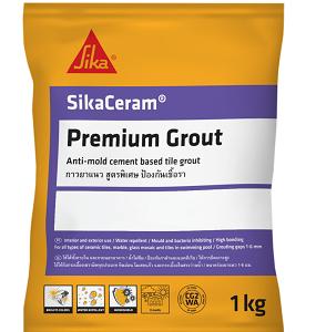 SikaCeram Premium Grout